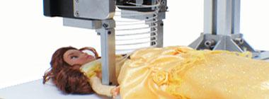 胶针和胶钉机产品案例图片:一键按压,简单方便