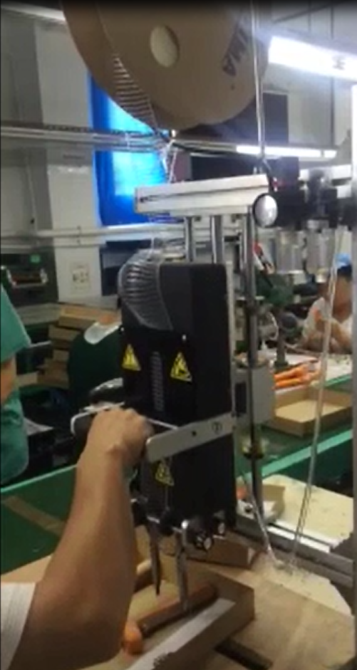 一马弹性软胶针机(胶针和胶钉机新闻配图)