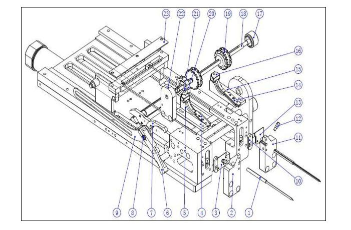 弹性胶针机,适当保养也很重要(胶针和胶钉机新闻配图)